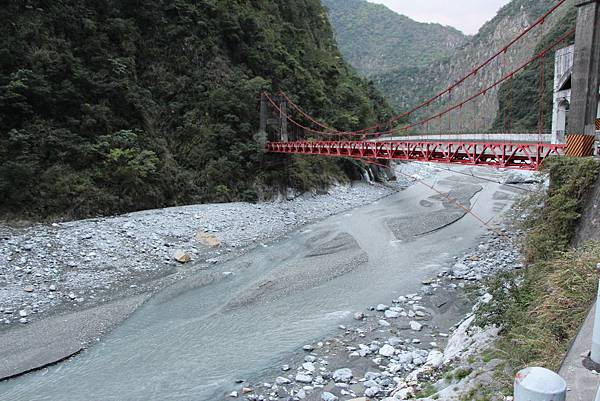 太魯閣吊橋