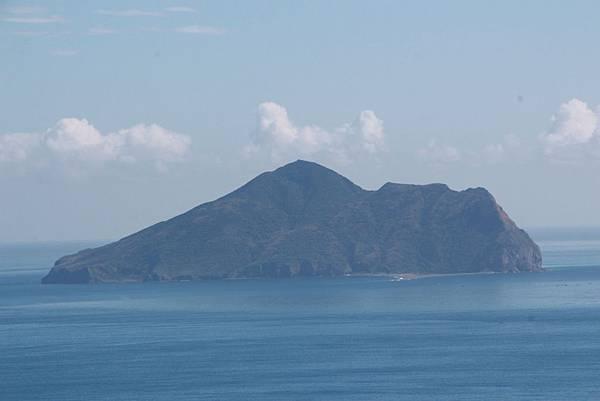 宜蘭龜山島一景