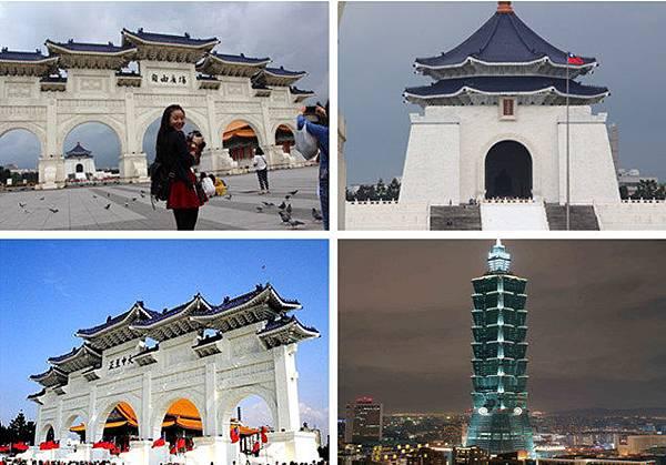 台北市區景點