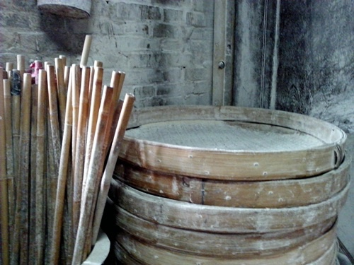 傳統的製麵