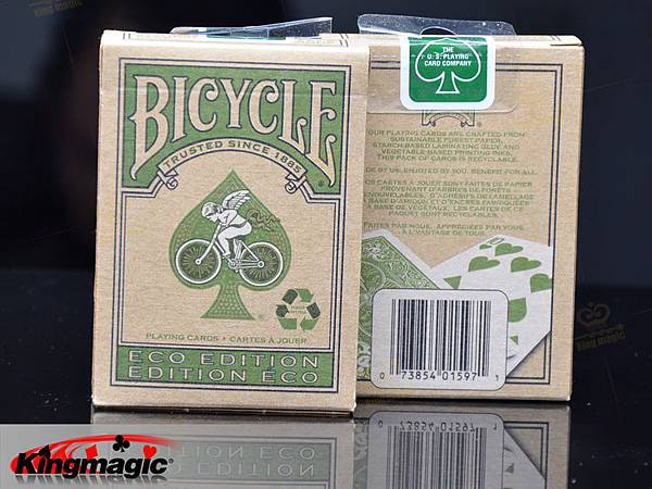 Bicycle Eco Edition 10