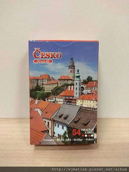 CESKO CZECHIA 捷克 撲克牌 (1)