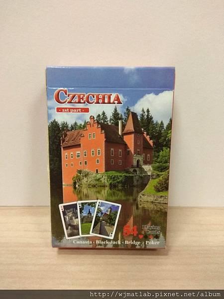 CESKO CZECHIA 捷克 撲克牌