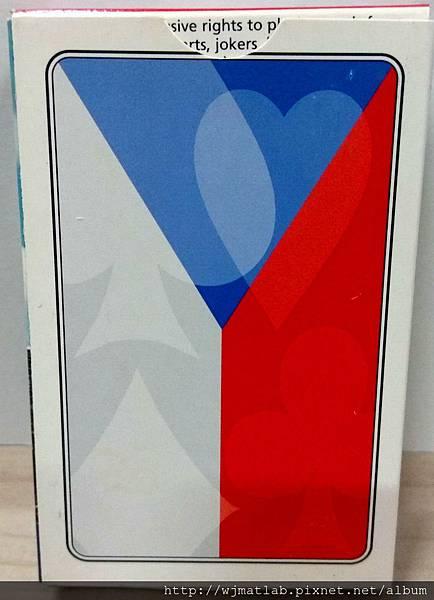 捷克風景 撲克牌 (1)
