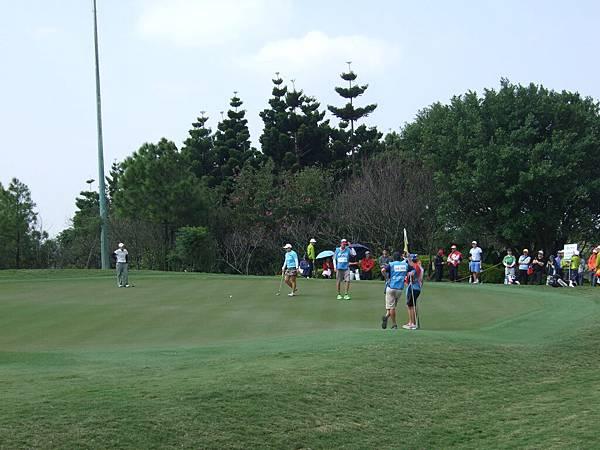 2013年10月26日揚昇LPGA台灣錦標賽2