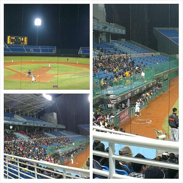2013年11月30日 明星公益棒球賽