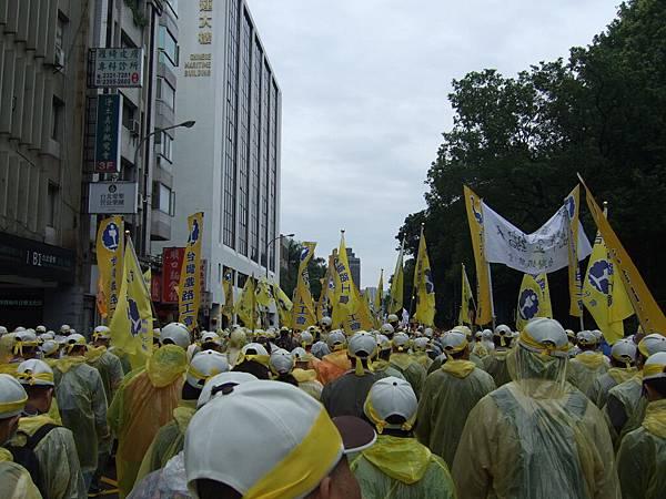 2013年5月1日 勞工節遊行-2