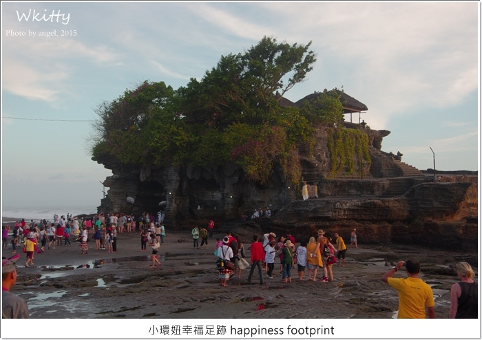 巴里島海神廟