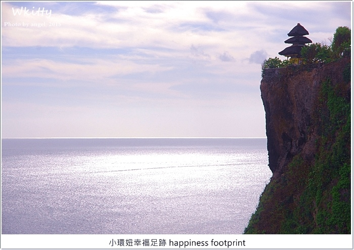巴里島 斷崖廟