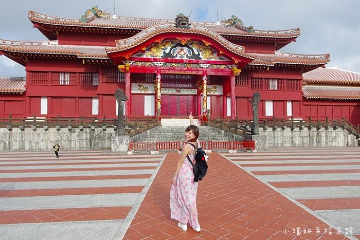 沖繩首里城