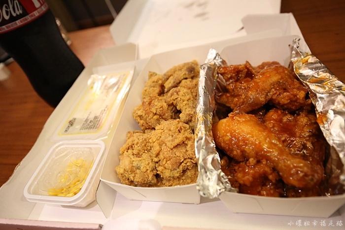 韓國飯店炸雞