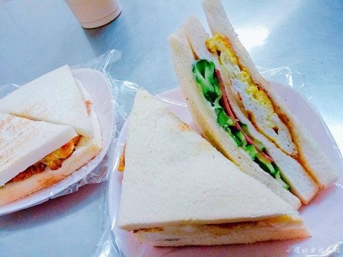 大胖碳烤三明治