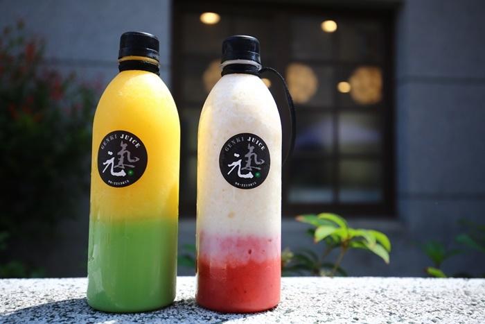 台南元氣果汁