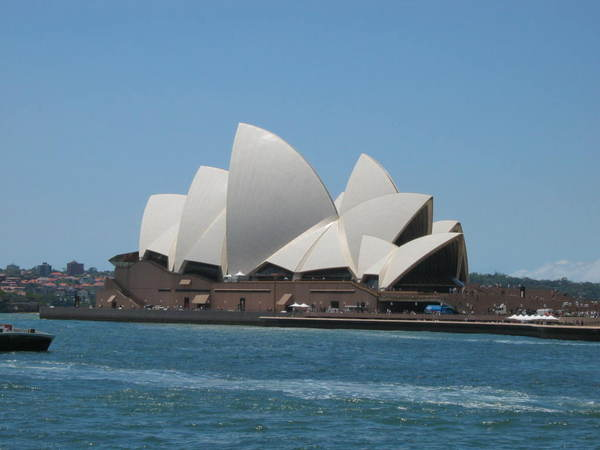 Sydney ... Opera House!
