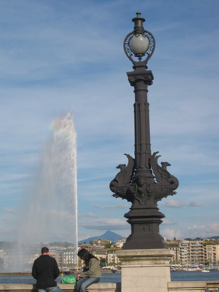Geneva - lake side 1