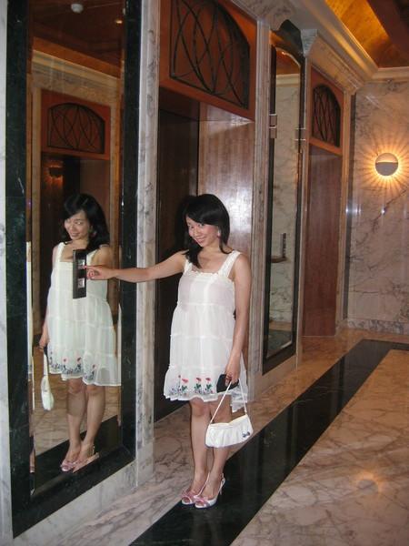@ Shangarila hotel, KL