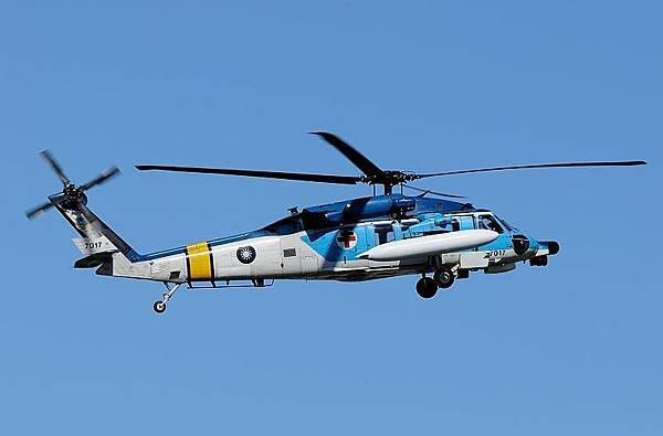 S-70C型直升機