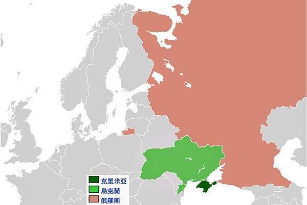 克里米亞 烏克蘭 俄羅斯