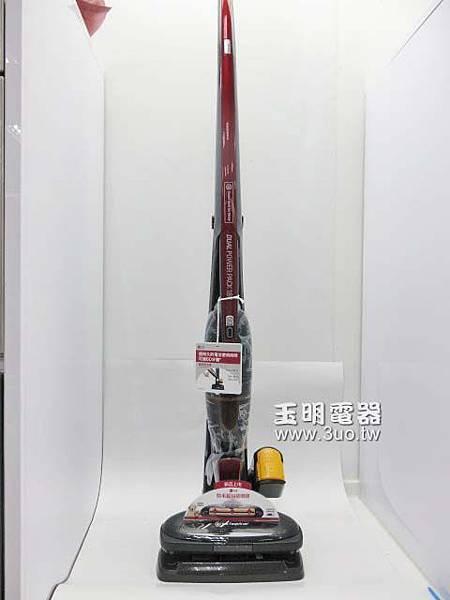 LG 無線直立式吸塵器(VS8401SCW)