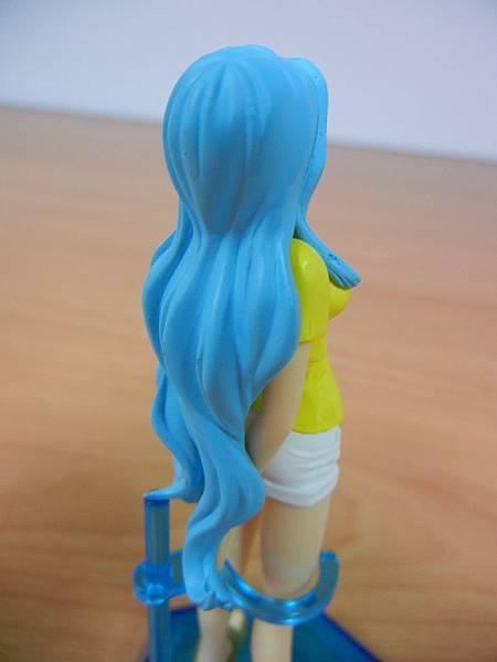 漂亮的捲髮