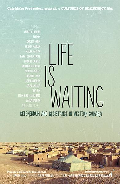 life is waiting poster