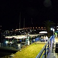 Sydney Fish Market 夜景