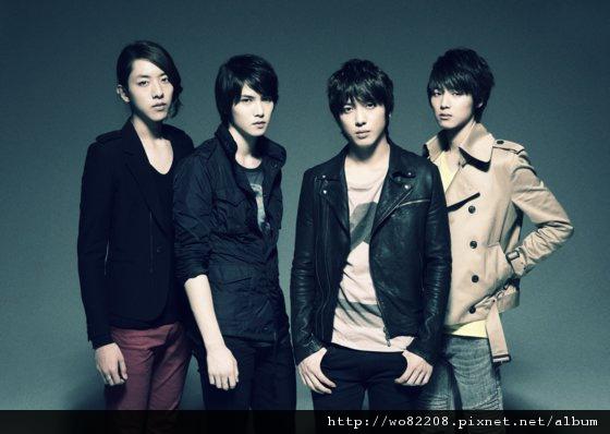 CNBLUE 確定台灣演唱會