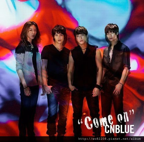 CNBLUE – Time is Over