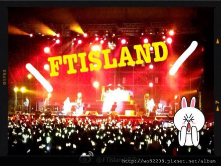 121215#FTISLAND#演唱会结束后的粉丝见面会 CR Warner Music Taiwan