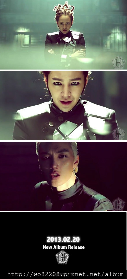 由#张根硕#和Big Brother所组成的#Team H#公开《 I Just Wanna Have Fun》MV预告!专辑将于2月20日发行