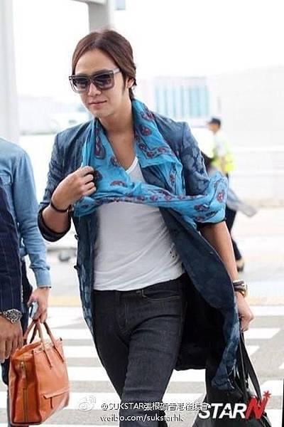 _2013-09-06 JKS仁川機場出國 圖