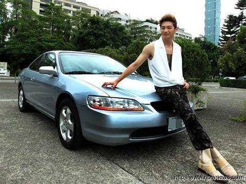 辰亦儒將愛車比喻是自己的小老婆。