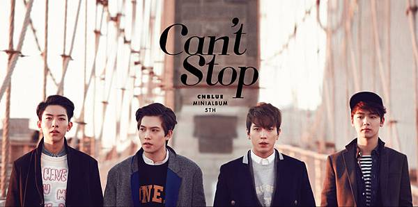 CNBLUE自創《Can't Stop》回歸 美媒好評