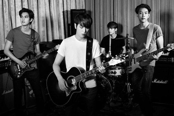 CNBLUE暑假撲台二連唱 鄭容和新戲下周上