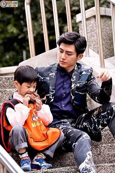 三立、東森八點華劇「我的寶貝四千金」炎亞綸客串演出化身黑道金童
