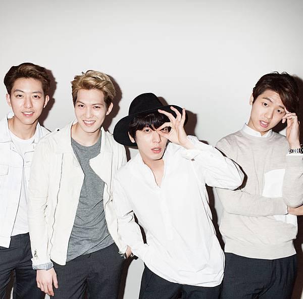 CNBLUE,發行日本第9張單曲《WHITE》…鄭容和-李宗泫自創曲