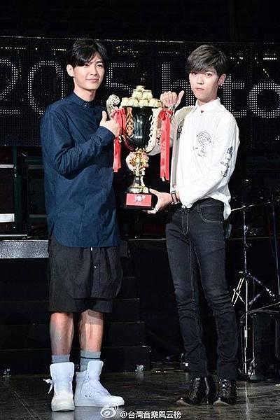 2015.05.31 《2015 hito流行音樂獎》頒獎典禮