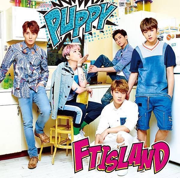 【FTISLAND】9/16(水)に15th Single「PUPPY」のリリース決定!最新アーティスト写真とジャケット写真も公開!