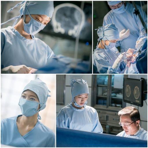 「Doctors」朴信惠,手術執刀樣子直擊..手術服下耀眼的美貌