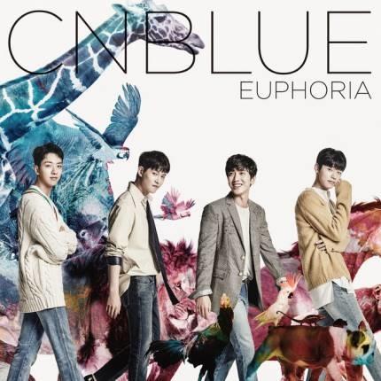CNBLUE, 日本出道5周年Arena巡演「果然是韓流團體」