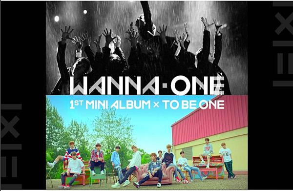 Wanna One Go Wanna One - 1st MINI ALBUM