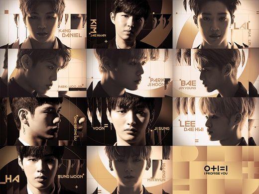 Wanna One將於3月19日攜第二張迷你專輯「0+1=1(I PROMISE YOU)」正式回歸