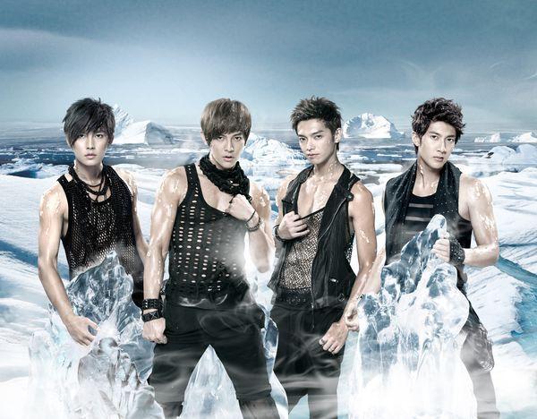 「飛輪海」第四張專輯《太熱》9月1號開始預購