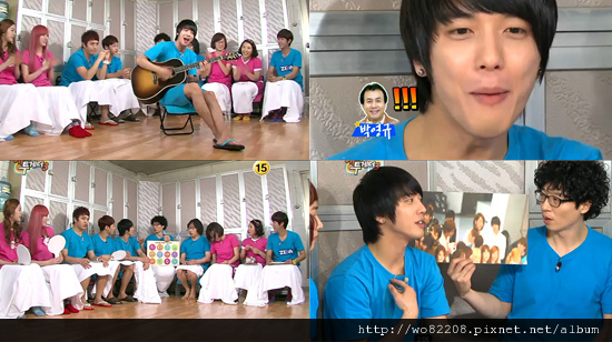 上傳 CNBLUE JungYongHwa參加快樂起來。