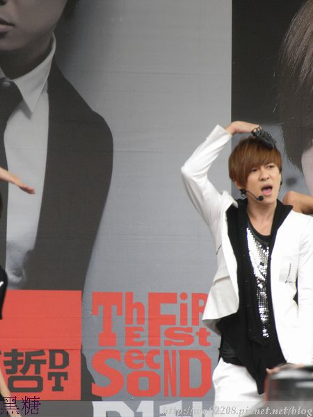 nE2010/06/20 禹哲  西門 紅樓 預購簽唱會