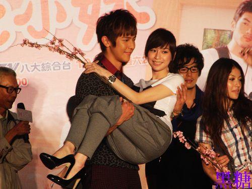 2009/10/11 桃花小妹 台北 首映會