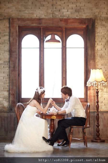 紅薯夫婦婚紗照