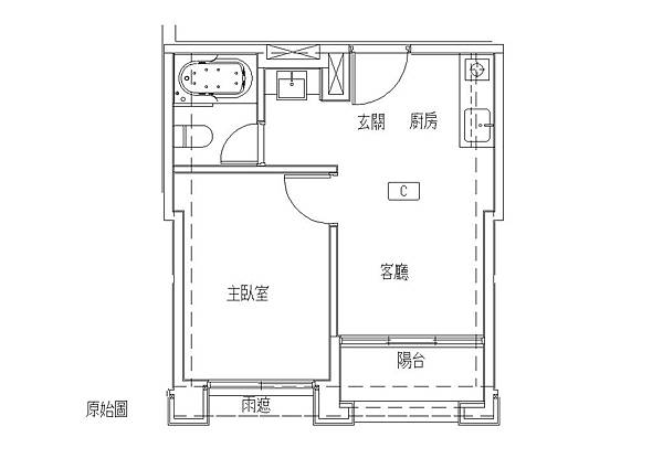 JIA建築6C客變圖-Model