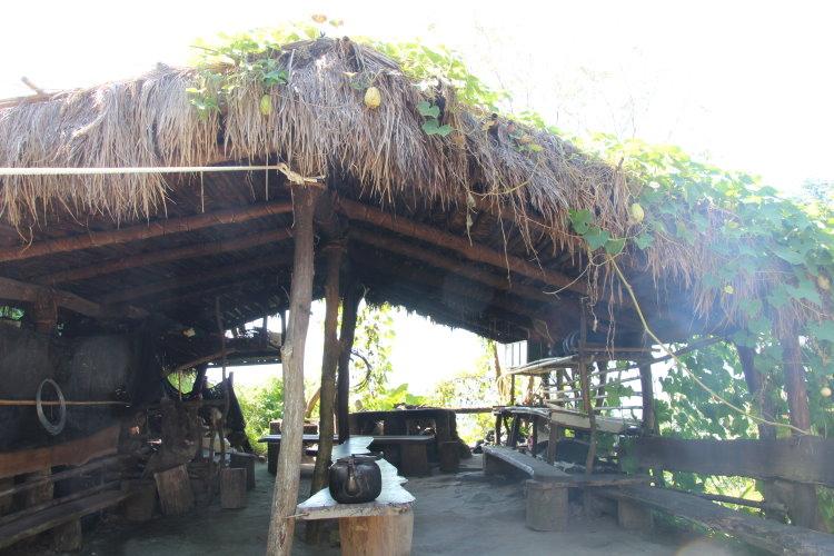 台東鸞山部落森林博物館 體驗布農族一日生活