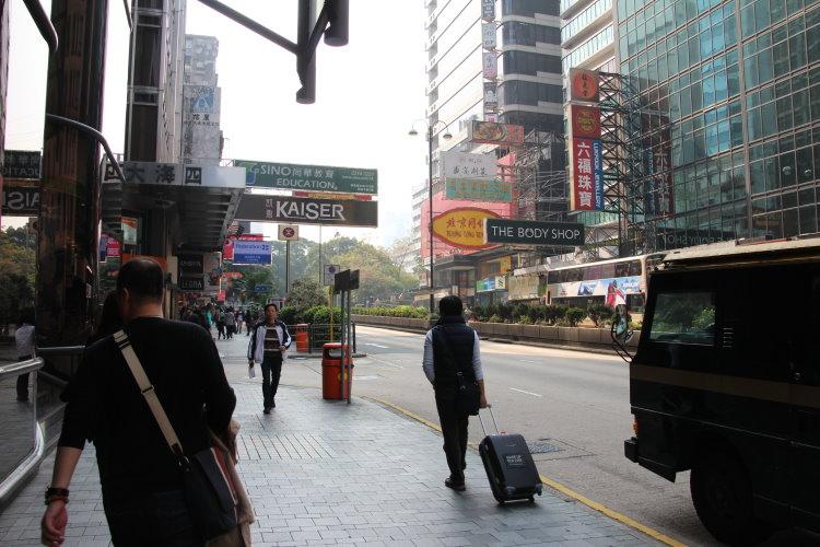香港 明苑粉麵茶西餐廳